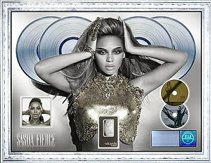 Beyonce - Sasha Fierce Mult-Platinum Lay