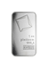 1 oz Platinum Bar - Valcambi (In Assay)