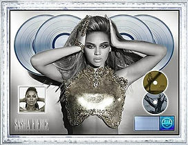 Beyonce - Sasha Fierce Mult-Platinum Lay