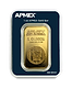 1 oz Gold Bar - APMEX Corners Edit www.p