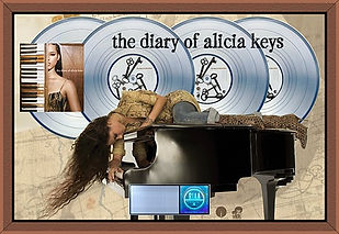 Alicia Keys Diary Of Alicia Keys  22 x 3