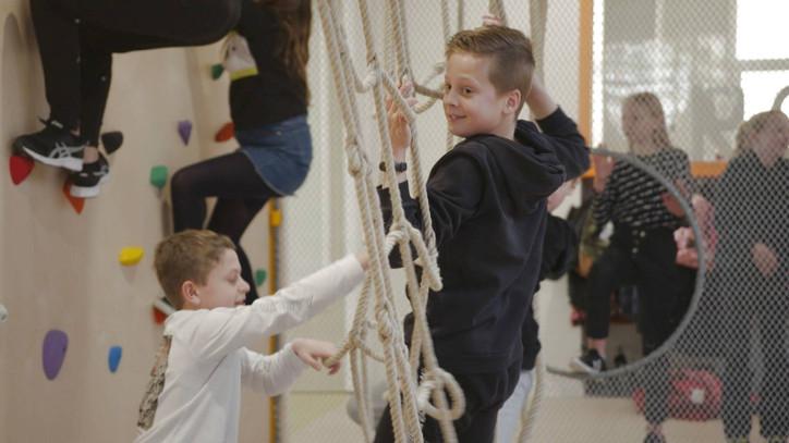 'Onze' eerste beweegschool geopend
