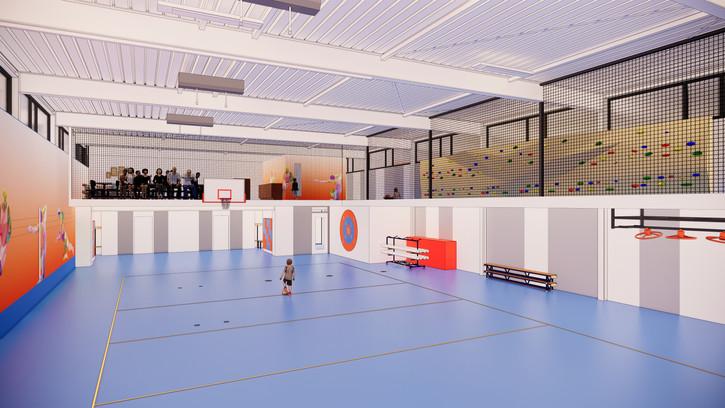 InFit lanceert 'De Nieuwe Gymzaal'