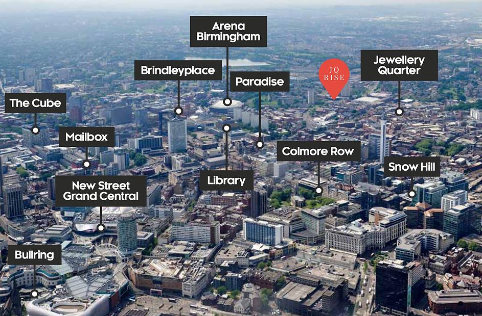 Birmingham Real Estate Investment Map