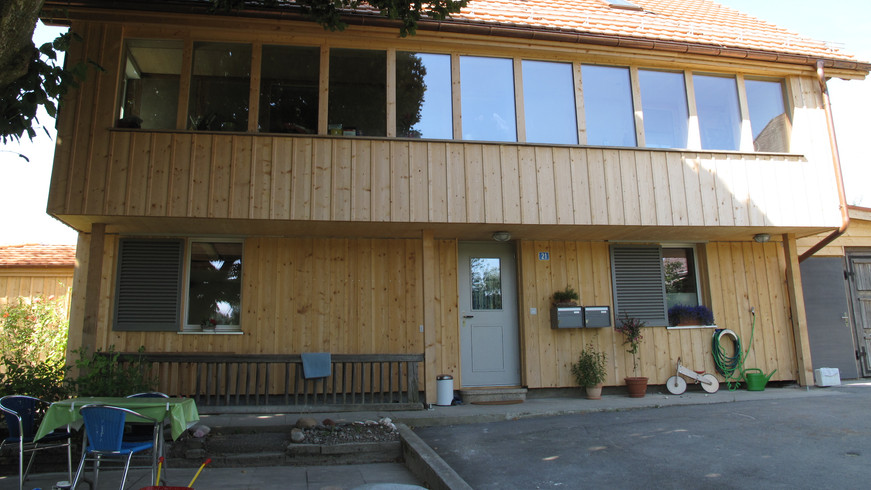 Wohnhaus Ammerzwil