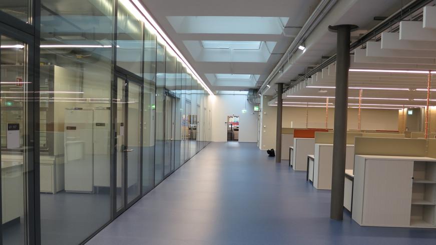 Laborgebäude Bern