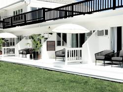 Garden Deck Suites