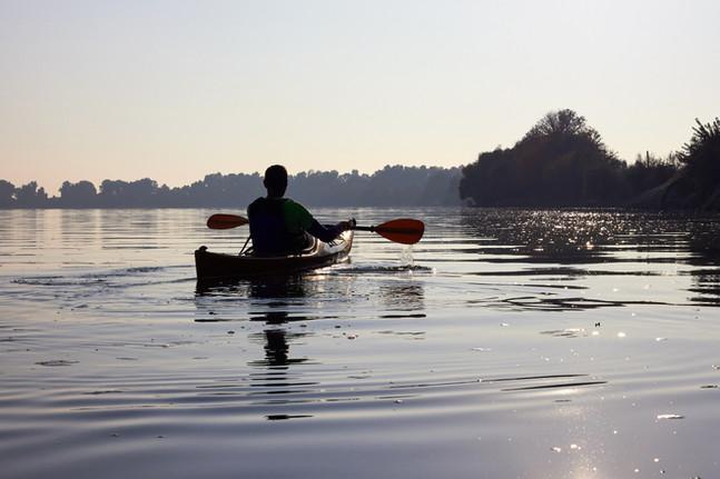 Kayaking - $25 per hour