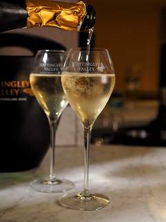 Hattingley Sparkling Wine.JPG