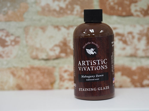 Artistic Vivations - Mahogany Dawn Gel Stain