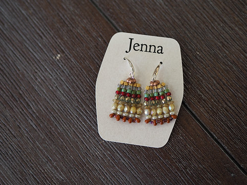 Lightweight Earrings by Jenna Wagner