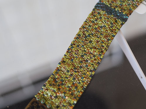 Jenna Wagner - Handmade Beaded Bracelet