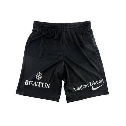 Saison 2018/2019 Shorts Away Kids schwarz