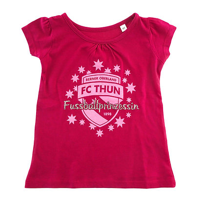 T-Shirt Girls pink