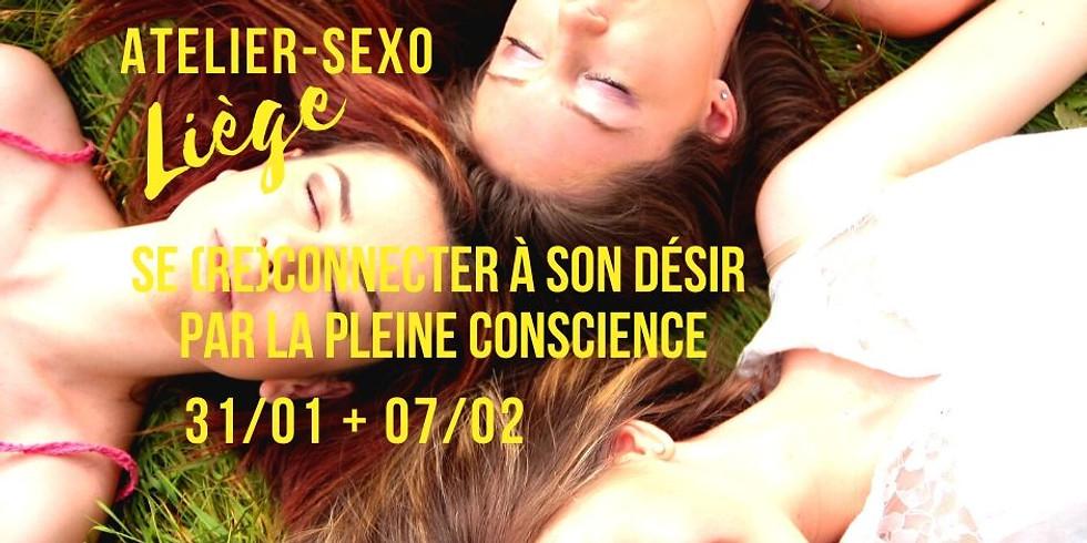 Se (re)connecter à son désir sexuel par la pleine conscience