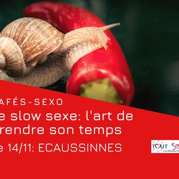 Slow sex, l'art de prendre son temps