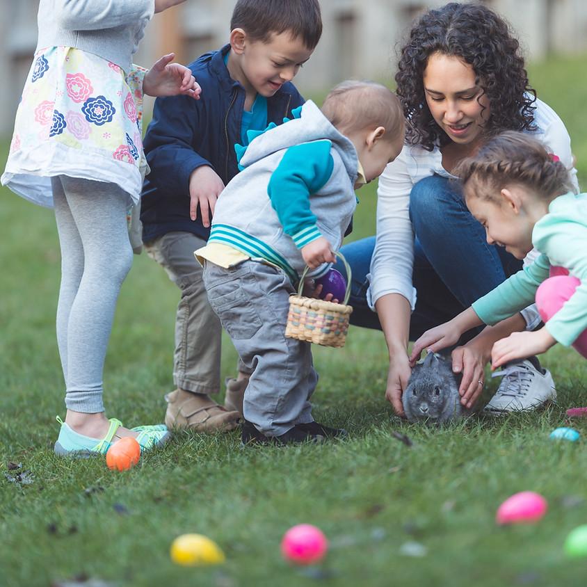 Easter Egg Hunt & Food Truck Meal (Time Slot 3)