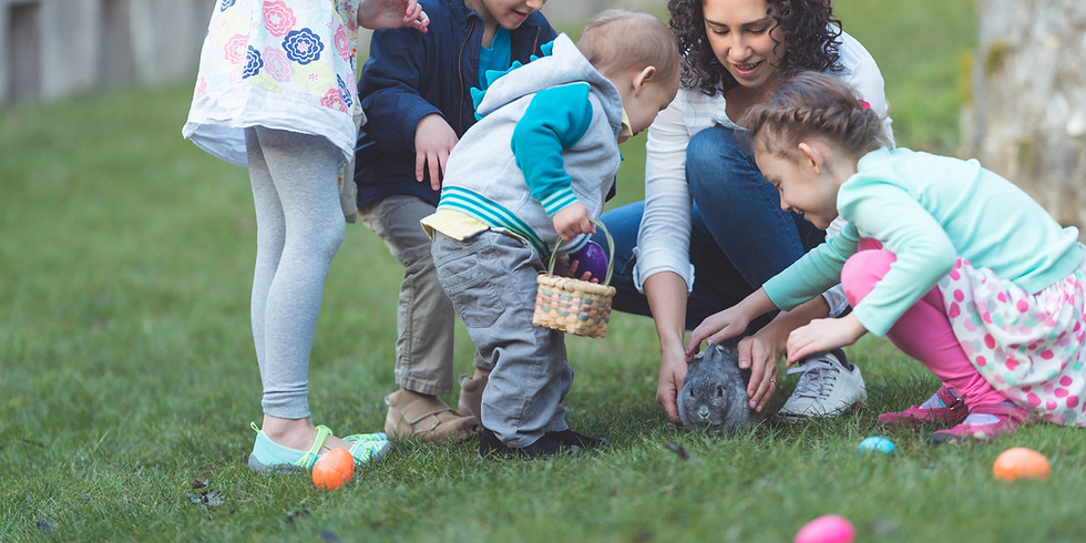 International Easter Hunt