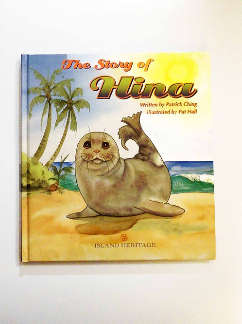 The Story of Hina by Patrick Ching and Pat Hall