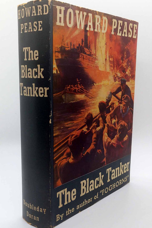 The Black Tanker by Howard Pease 1942