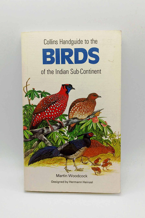 Collins Handguide to the Birds of the Indian Sub-Continent