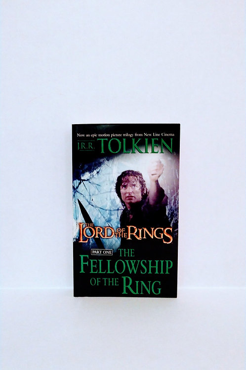The Fellowship of the Ring (The Lord of the Rings, #1) by J.R.R.Tolkien
