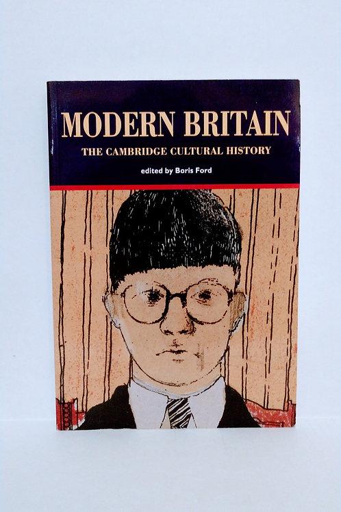 Cambridge Cultural History of Britain: Volume 9, Modern Britain (Cambridge)