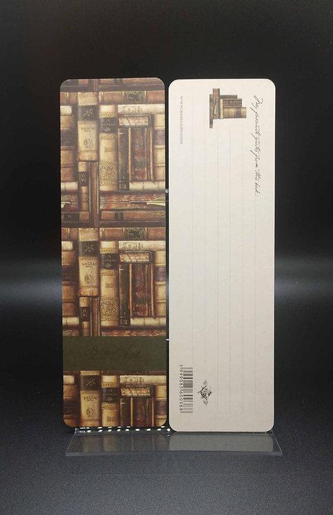 Bookmarks - Bomo Art Vintage Books