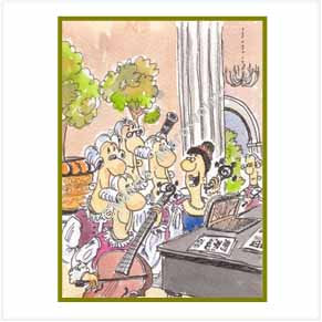 Mozartian concert
