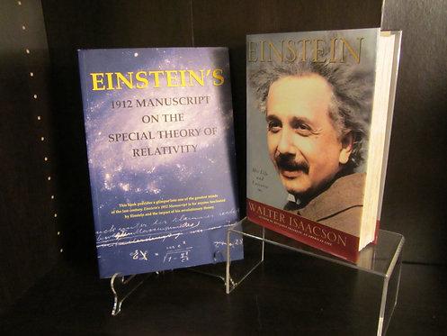 Einstein Book Set