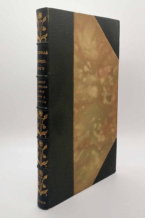 Thomas Jefferson -A Little Journey by Elbert Hubbard