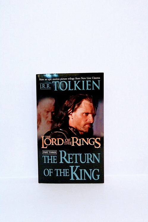 The Return of the King (The Lord of the Rings, Part 3) by J.R.R.Tolkien