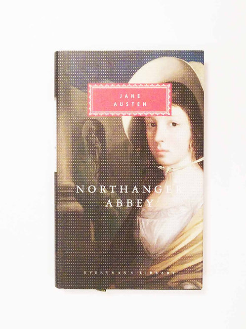 Northanger Abbey by Jane Austen (Everyman's Library)
