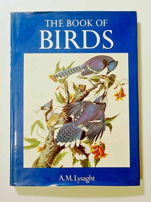 Book of Birds: Five Centuries of Bird Illustration by A.M. Lysaght