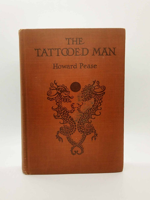 The Tattooed Man by Howard Pease 1927