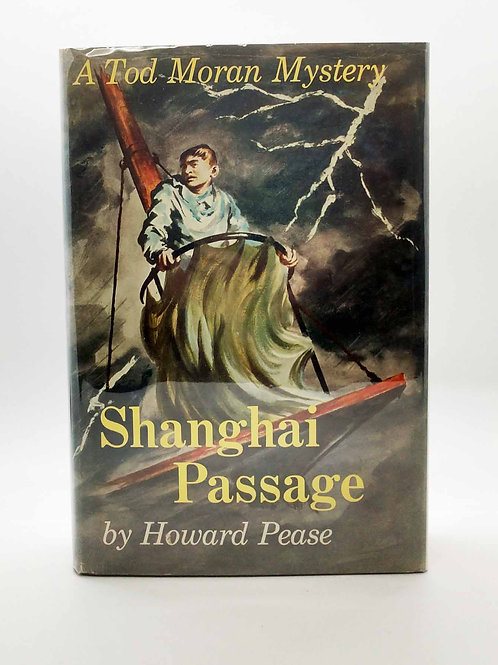 Shanghai Passage by Howard Pease