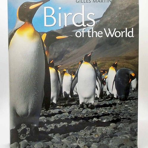 Birds of the World by Myriam Baran-Marescot and Gilles Martin