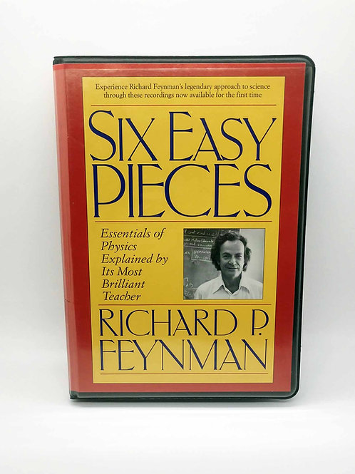 CD Set -Six Easy Pieces: Essentials of Physics Explained by Its Most..by Richard