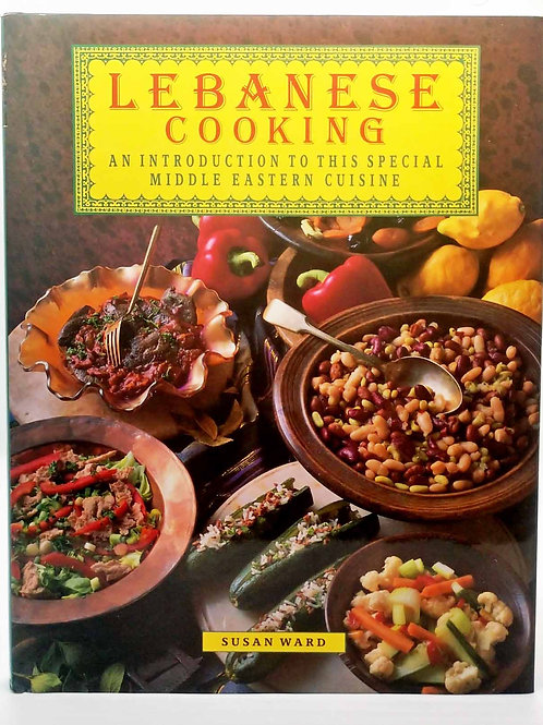 Lebanese Cooking by Susan Ward