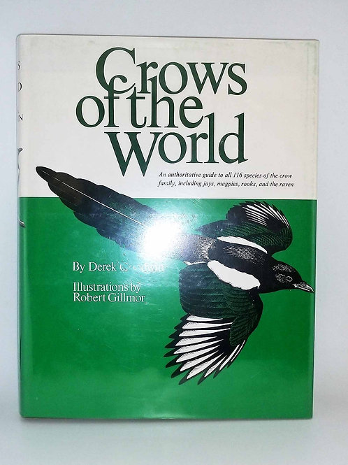Crows of the world by Derek Goodwin