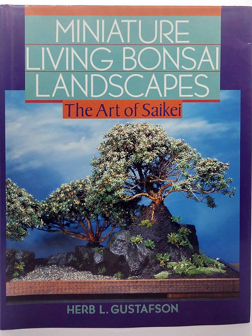 Miniature Living Bonsai Landscapes: The Art of Saikei