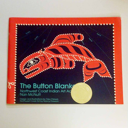 The Button Blanket by Nan McNutt