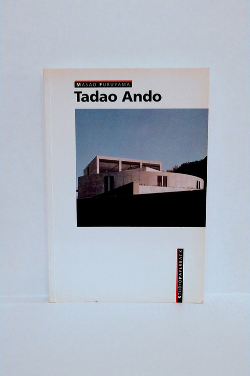 Tadao Ando (Studio Paperback) (English and German Edition) by Masao Furuyama