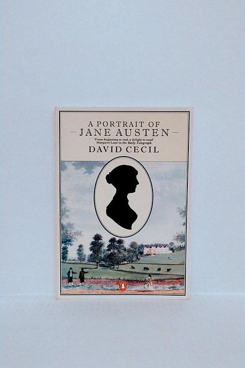 A Portrait of Jane Austen by David Cecil