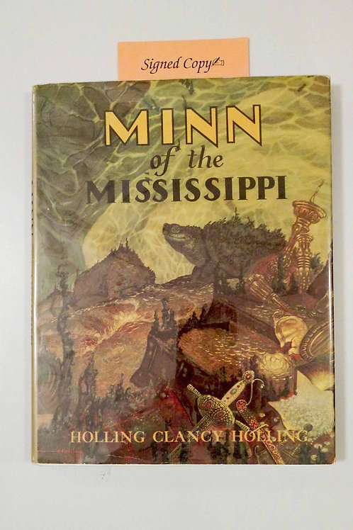 Minn of the Mississippi by Holling C. Holling