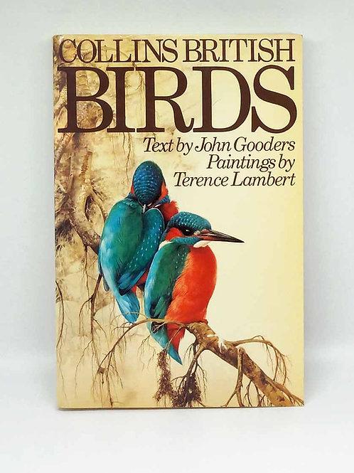 Collins British Birds by John Gooders & Terence Lambert
