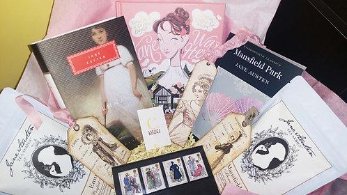 Jane Was Here - A Jane Austen Gift Box