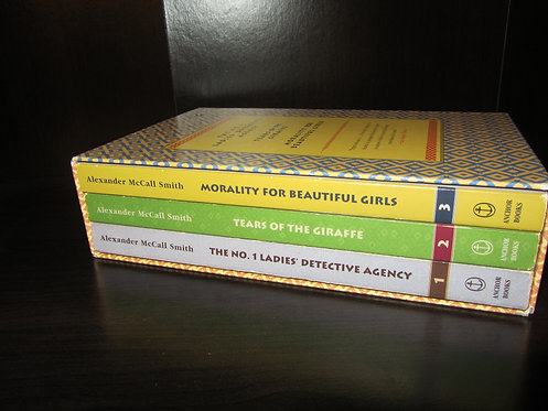 The No. 1 Ladies' Detective Agency by Alexander McCall Smith Box Set