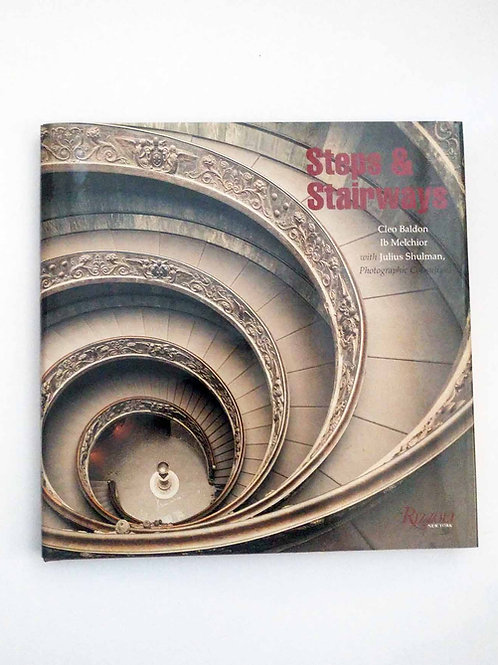 Steps & Stairways by Cleo Baldon, Ib Melchior, Julius Shulman