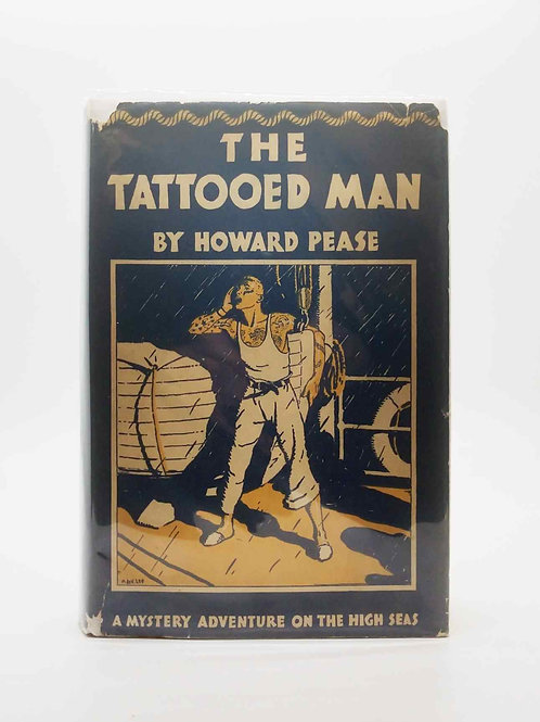 The Tattooed Man by Howard Pease 1929